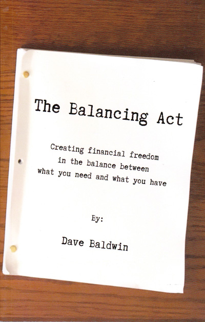 Nonfictiion ghostwriting: The road to financial freedom includes understanding why we spend, how to modify those habits, and building a balance between what we need and what we have.